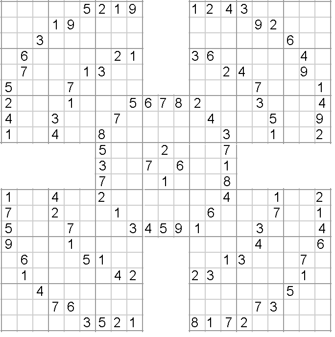 Sudoku Challenge – Fun Math Activity for 3rd Grade – JumpStart